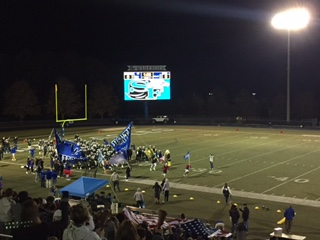 Mountain View topples South Forsyth