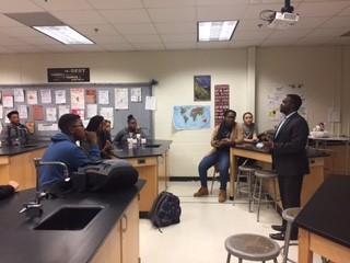 Club Profile: Black Student Union