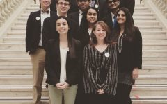 South students visit the hill for AP Day