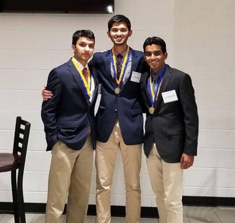 South students earn honorable mentions from New York Times