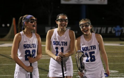 South Forsyth's girls' lacrosse team dives into new season
