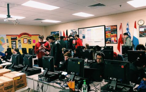 South Forsyth High School German students compete in the National German Exam, earning recognition