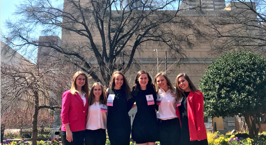 South students earned their bid to compete in the national FCCLA competition.