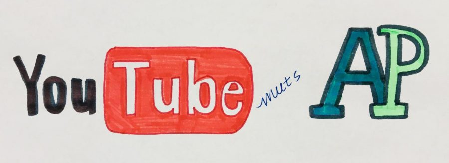 YouTube+and+the+Advanced+Placement+program+have+collided+with+a+variety+of+YouTube+channels+dedicated+to+helping+students+master+the+content+for+exams+in+May.++