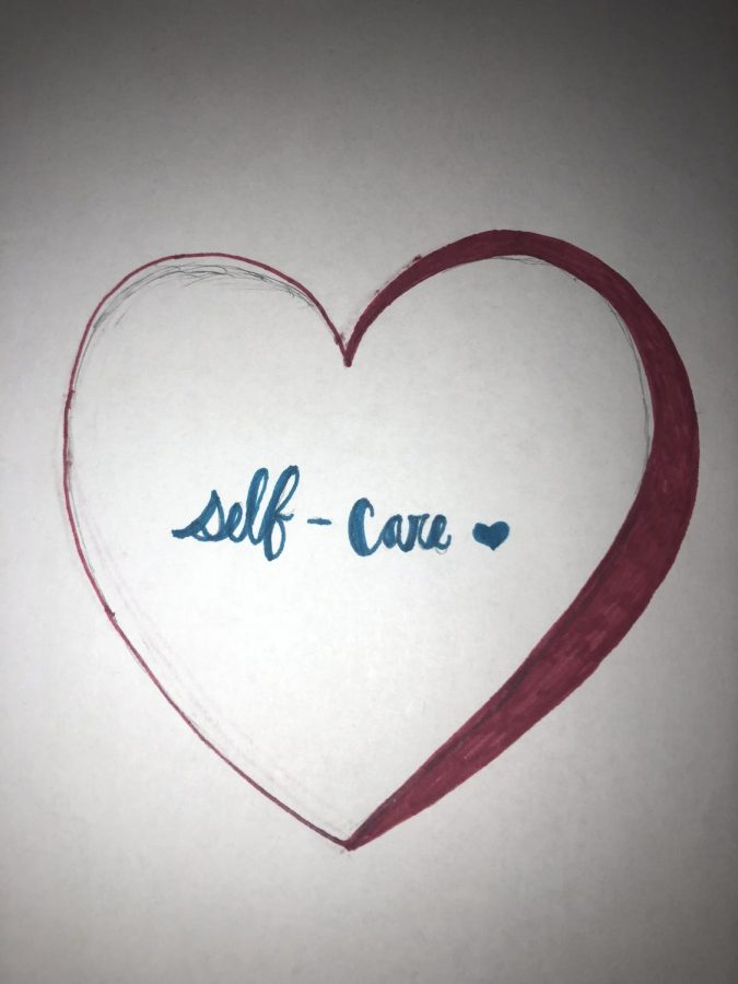 Self-care+is+the+necessary+care+and+love+for+yourself.+Everyone+deserves+to+be+loved+by+themselves.