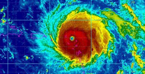 Hurricane Irma is a 'nuclear' storm