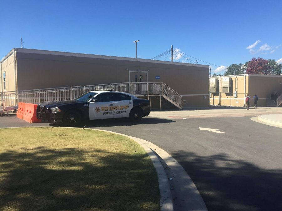 Etowah high school received threats from two identified students on October 26th, sparking panic in staff, students, and security at all Forsyth schools.