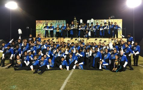 South Forsyth Marching Band wins championship