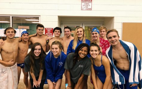 South takes a dive into their first meet of the season