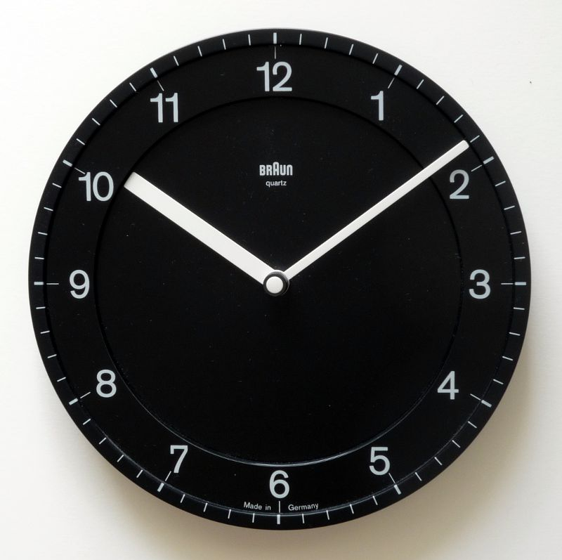 This clock represents the circadian rhythm also known as the biological clock. It is important that we maintain a consistent circadian rhythm.