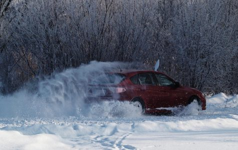 How to drive safely in the winter