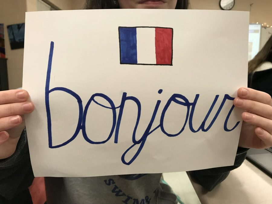 Join the French Honor Society if you're interested in French culture.