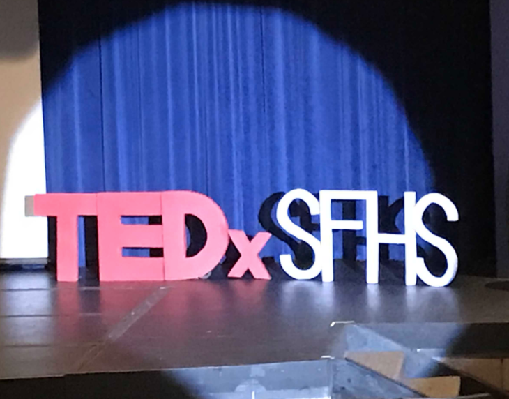 This was the first TEDx event at South Forsyth, and all involved expect it to be the first of many for the school.