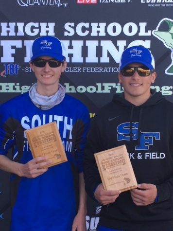 South Forsyth goes bass fishing with Scott Morlanne