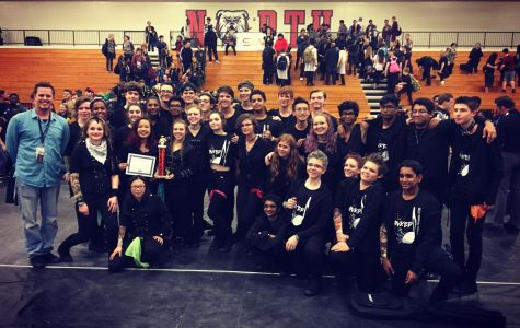 South Forsyth's Indoor Percussion wins 1st place