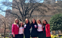 South Forsyth students compete in state FCCLA conference