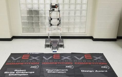 South's VEX Robotics chapter recognized at GA state competition