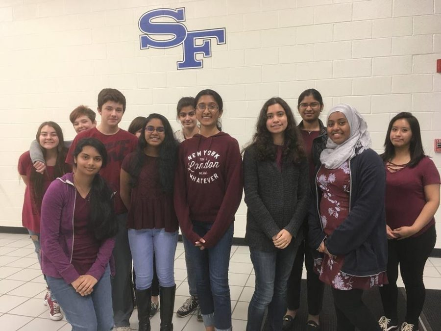 Eagles support Eagles: South wears MSD colors in act of solidarity