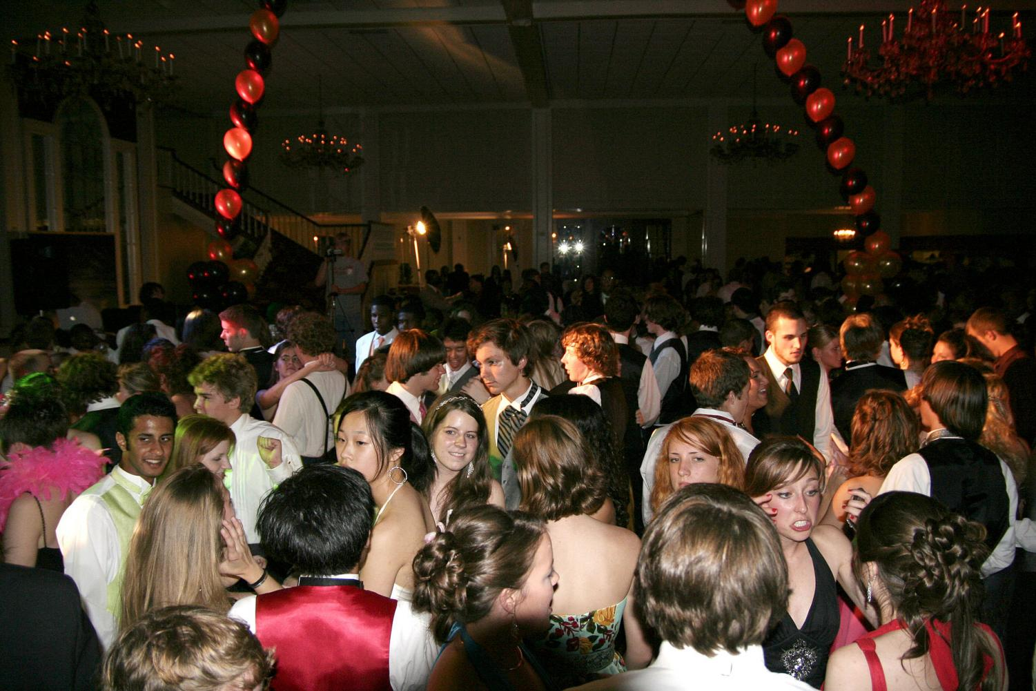 The vibrancy of prom overshadows the innate gender stereotypes that exist in this event.
