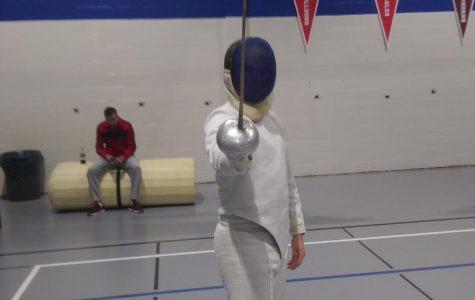 Fencing at South Forsyth