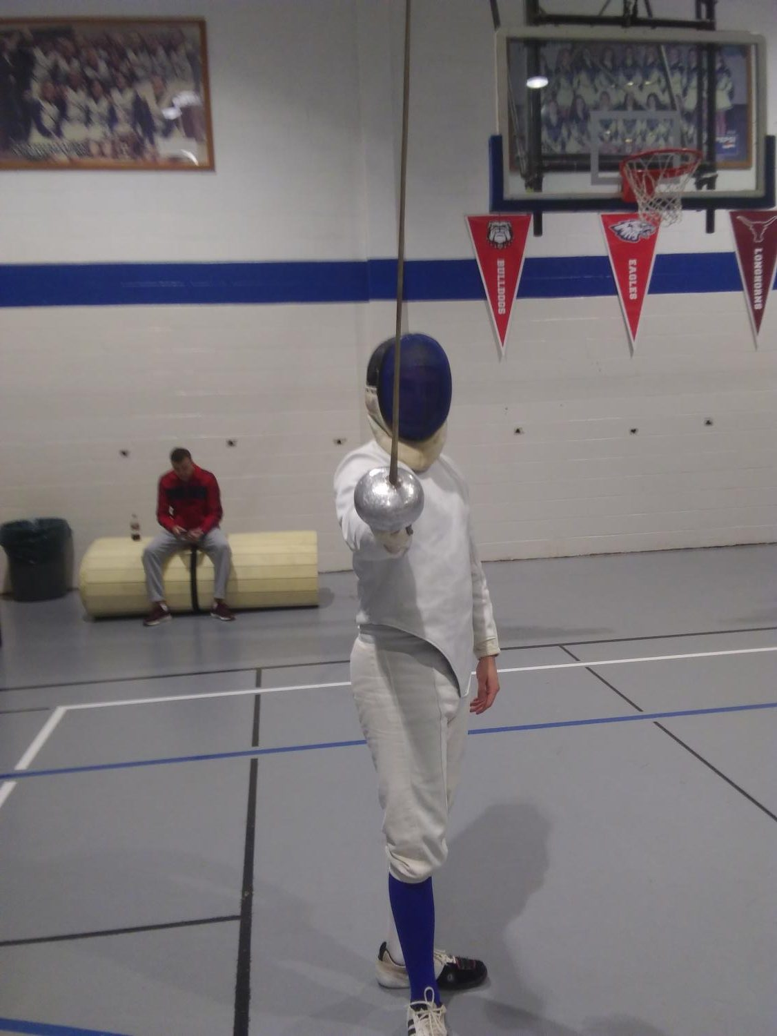 Fencing at South Forsyth – The Bird Feed