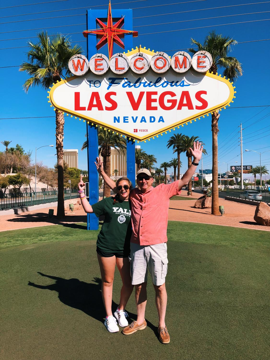 Picture+perfect.+While+in+Las+Vegas%2C+its+a+must+to+visit+the+Old+Las+Vegas+sign.+The+sign+was+built+in+1959%2C+according+to+smartsign.com.+