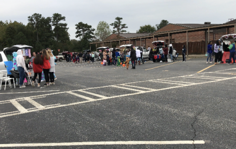 South creates safe environment for 3rd annual Trunk or Treat