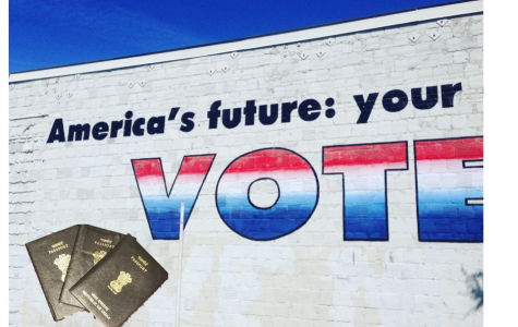 Looking at the election through the eyes of a non-citizen