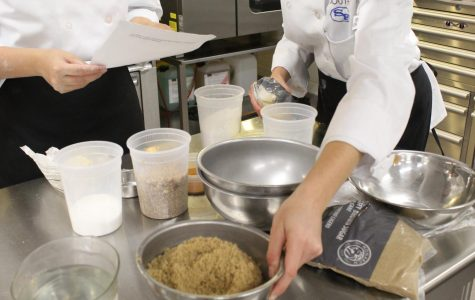 Thanksgiving made easy with Culinary students
