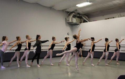 Behind the Scenes of the Sawnee Ballet Theater's Nutcracker