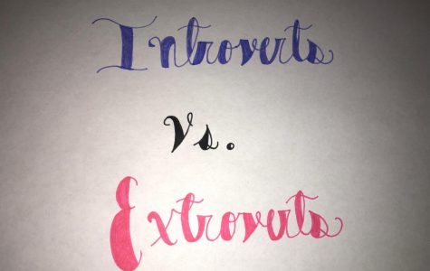Exploring the difference between introverts and extroverts