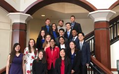 South Forsyth Mock Trial Team wins 3rd place in District