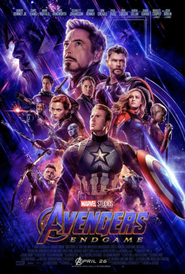 A Review of The Avengers: Endgame