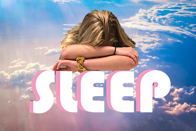 Don't sleep on this: How sleep levels impact the lives of teens