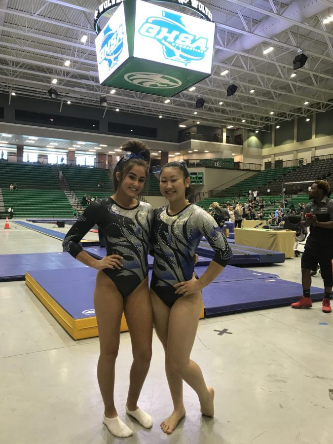 The South Forsyth Gymnastics Team Flips Out Of Prelims