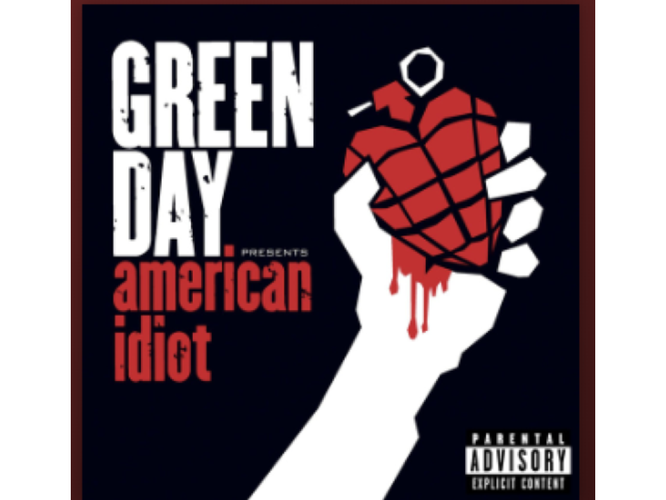 From the American Dream to the American Nightmare. American Idiot is Green Day's seventh studio album that criticizes all things wrong with American media. They started out as a small time band in Oakland, California, growing to become of the most popular punk bands in history.