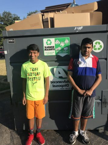 South goes green with the recycling program