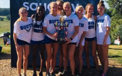 War Eagle Cross-country takes the lead in the season