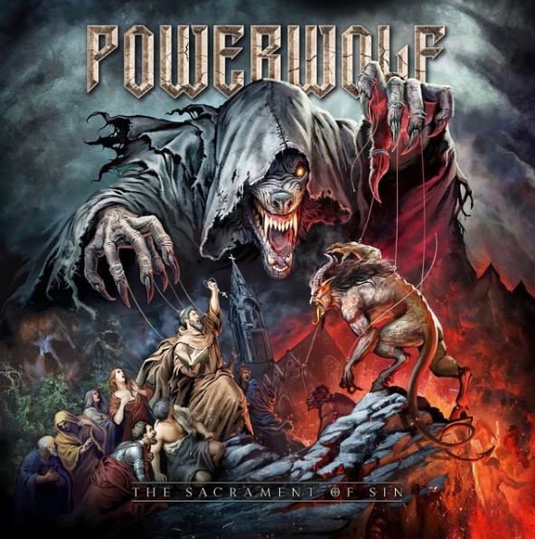 "Powerwolf is taking on their most ambitious album yet with ""The Sacrament Of Sin."" The group started recording in January and released the full album in July."