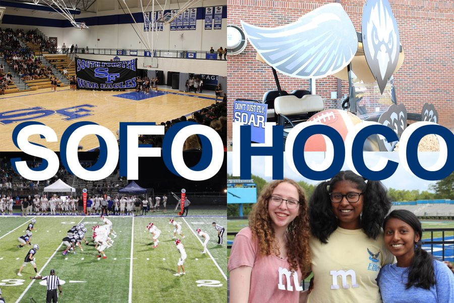 School Spirit. This year South celebrated its homecoming bigger and better than ever. Along with the annual traditions of homecoming week, the school also invited back its alumni to help celebrate its 30th anniversary.