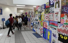 South Forsyth commemorates the fall of the Berlin Wall