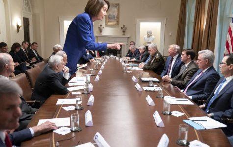 The debate of impeachment