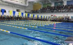 SOFO Swim and Dive kick-start the season