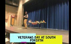Staff Sergeant Jacob McClinton shares his service as an Army Ranger