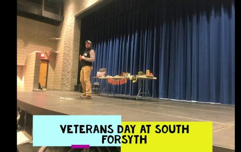 Staff Sergeant Jacob McClinton shares his service as an Army Ranger