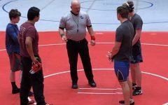 Wrestling leaves South with a 4-1 record on Saturday's dual meet