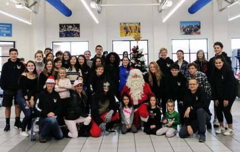 The German Club brings Christmas cheer with their annual Christmas Market