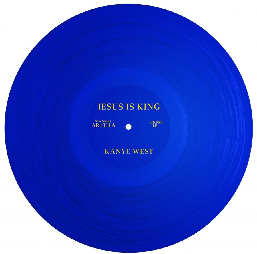 """Kanye West's newest """"JESUS IS KING"""" album provokes the holiness in all of us"""