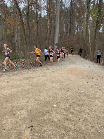 GHSA State Cross-country Championship