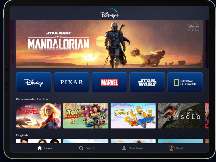Disney+ makes dreams come true. Brand-new streaming-service Disney+ gains instant popularity due to having a family-friendly as well as nostalgic content library. Millions of subscribers throughout the U.S. enjoy its movies and episodes.